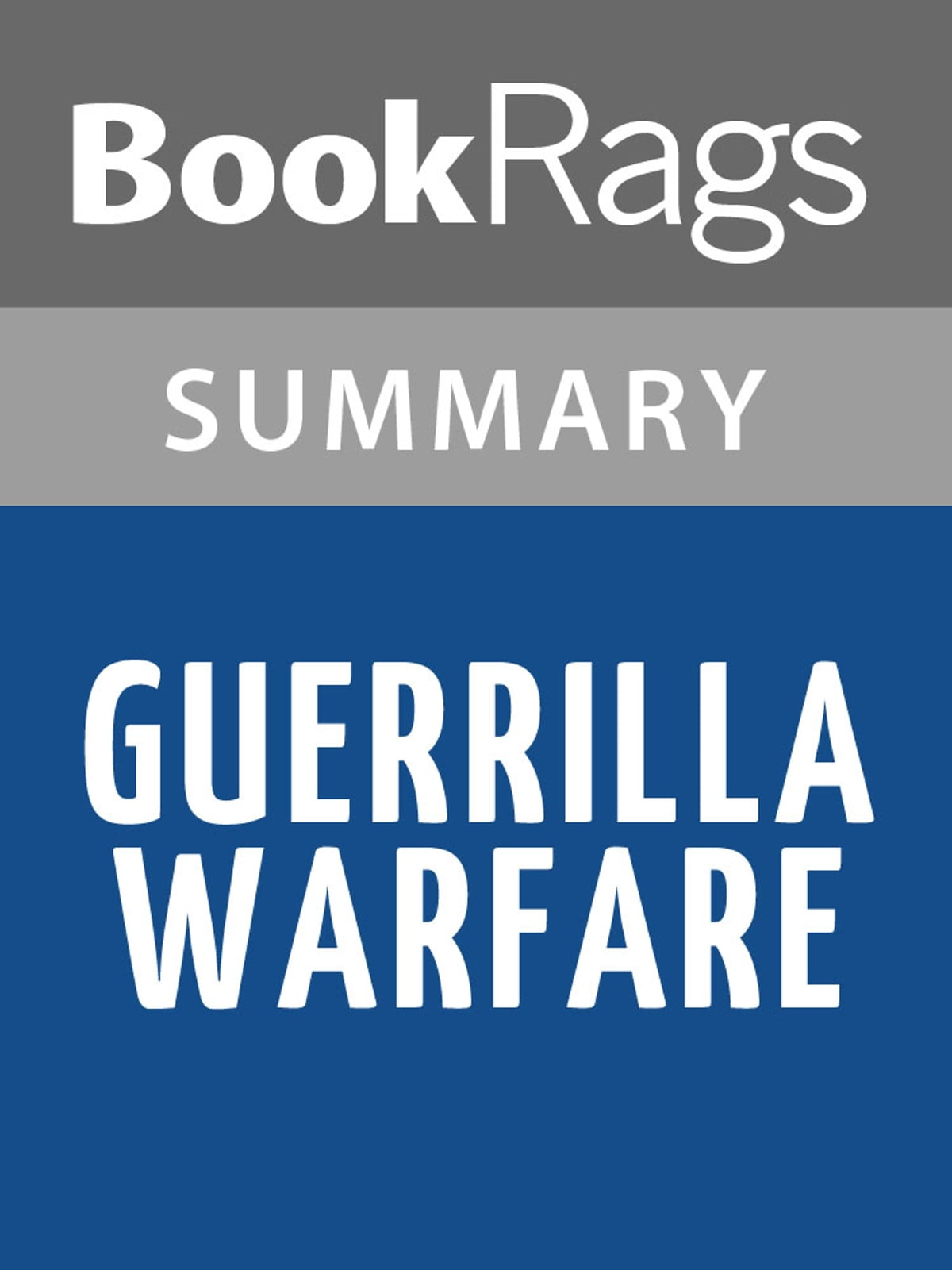 Guerilla Warfare Book