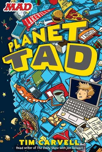 Planet Tad ebook by Tim Carvell