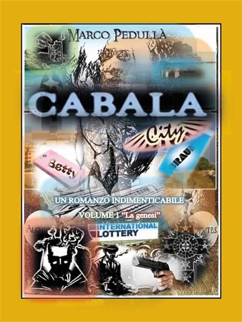 Cabala City ebook by Marco Pedullà