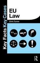 EU Law ebook by Chris Turner