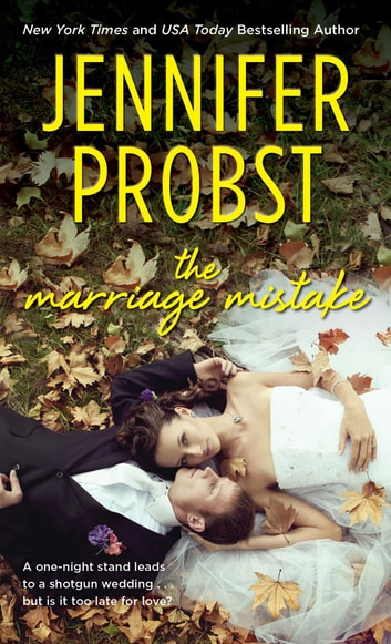 The Marriage Mistake ebooks by Jennifer Probst