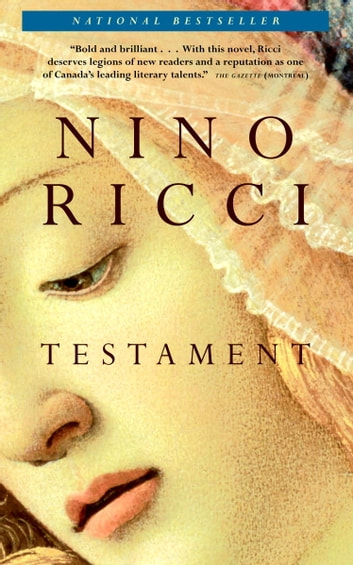 Testament ebook by Nino Ricci