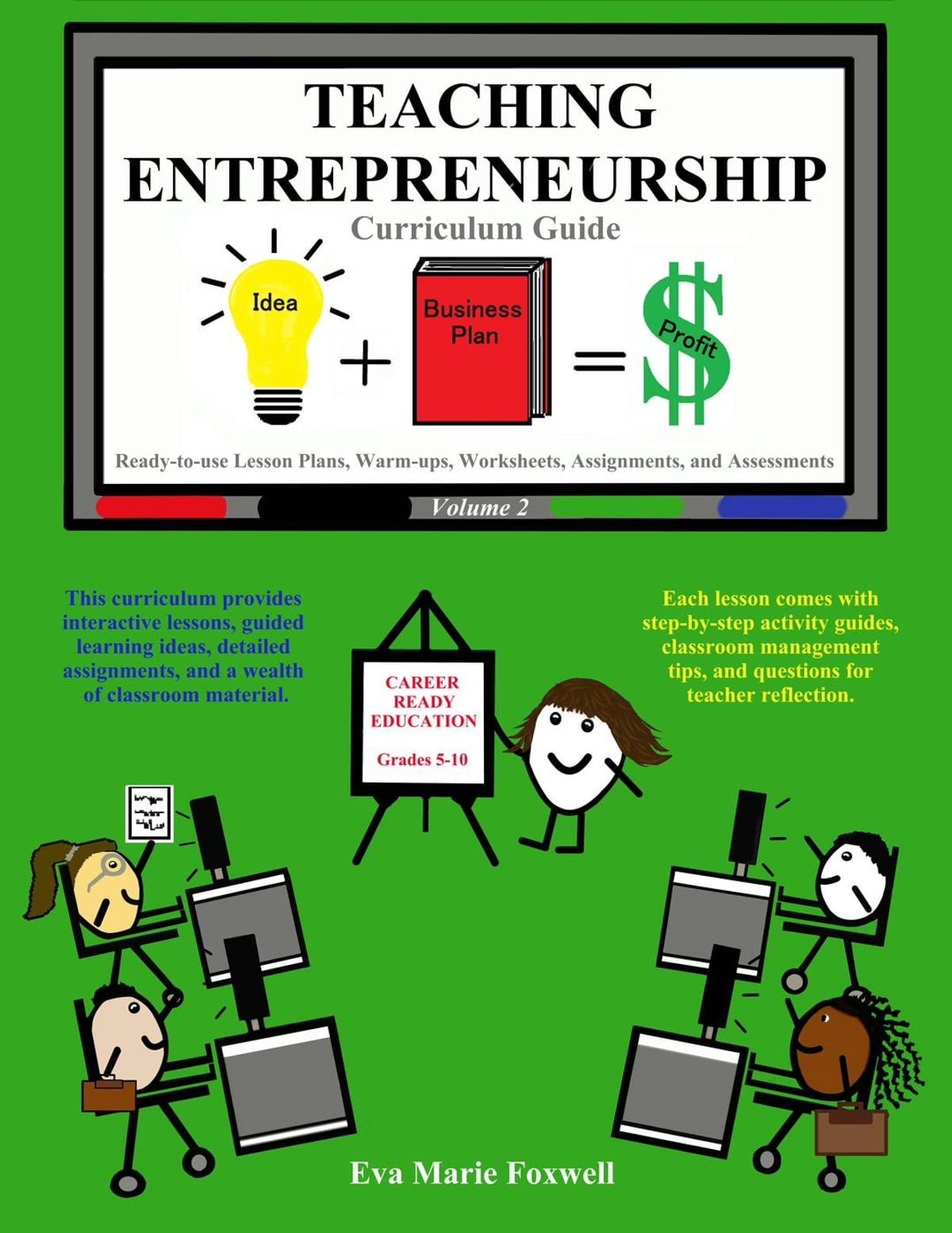 Teaching Entrepreneurship ebook by Eva Foxwell - Rakuten Kobo