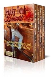 Honky Tonk Hearts Volume 2 - Jannine Gallant, Sherri Thomas, Vonnie Davis, Stacy Dawn ebook by Sherri Thomas,Vonnie Davis, Stacy Dawn,Jannine Gallant