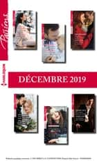 Pack mensuel Passions : 12 romans (Décembre 2019) ebook by Collectif
