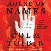 House of Names audiobook by Colm Toibin