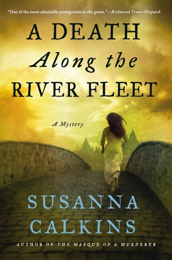 A Death Along the River Fleet - A Mystery ebook by Susanna Calkins