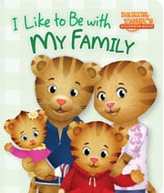 I Like to Be with My Family - With Audio Recording ebook by Rachel Kalban, Jason Fruchter