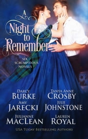 A Night to Remember ebook by Tanya Anne Crosby, Darcy Burke, Amy Jarecki,...