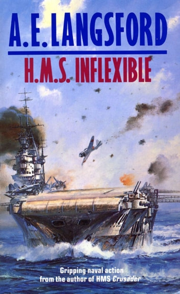 Hms Inflexible ebook by Langsford,A E Langsford