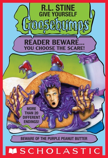 Give yourself goosebumps beware of the purple peanut butter ebook give yourself goosebumps beware of the purple peanut butter ebook by r l stine fandeluxe Gallery