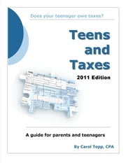 Teens and Taxes ebook by Carol Topp
