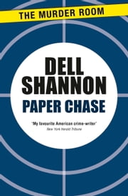 Paper Chase ebook by Dell Shannon