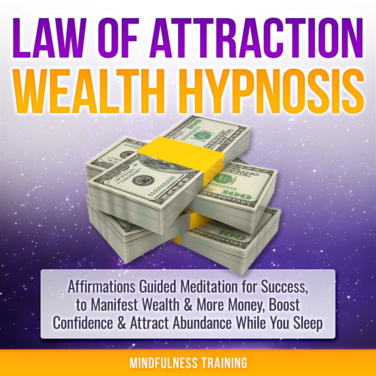 Law of Attraction Wealth Hypnosis: Affirmations Guided Meditation for  Success, to Manifest Wealth & More Money, Boost Confidence & Attract  Abundance