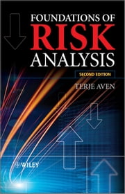 Foundations of Risk Analysis ebook by Terje Aven