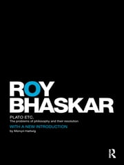 Plato Etc - Problems of Philosophy and their Resolution ebook by Roy Bhaskar