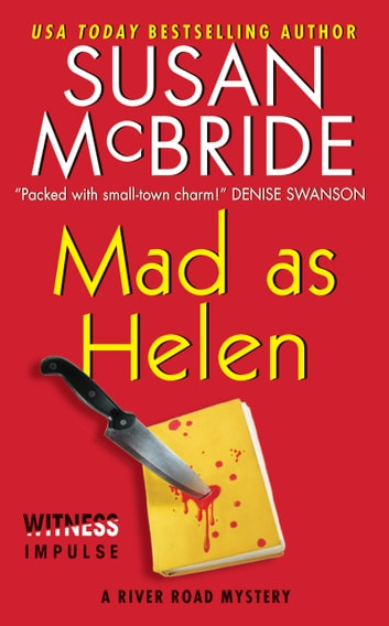 Mad as Helen - A River Road Mystery ebook by Susan McBride