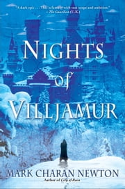 Nights of Villjamur ebook by Mark Charan Newton