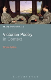 Victorian Poetry in Context ebook by Dr Rosie Miles