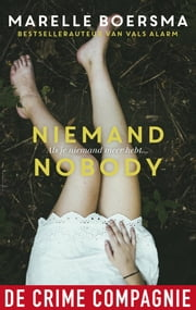 Nobody ebook by Marelle Boersma