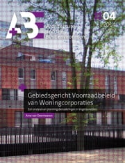 Gebiedsgericht Voorraadbeleid van Woningcorporaties - Een analyse van planningsbenaderingen in Vogelaarwijken ebook by Kobo.Web.Store.Products.Fields.ContributorFieldViewModel