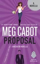 Proposal ebook by Meg Cabot
