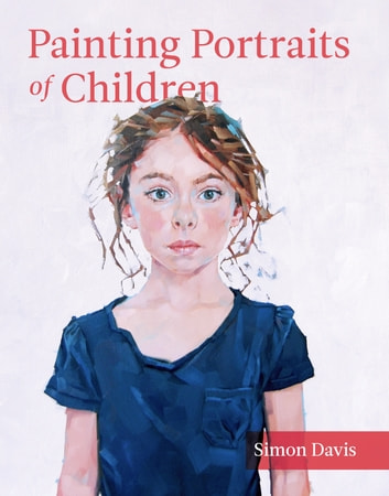 Painting Portraits of Children ebook by Simon Davis