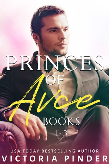 Princes of Avce ebook by Victoria Pinder