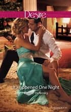 It Happened One Night ebook by Kathie Denosky