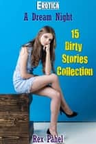 Erotica: A Dream Night: 15 Dirty Stories Collection ebook by Rex Pahel