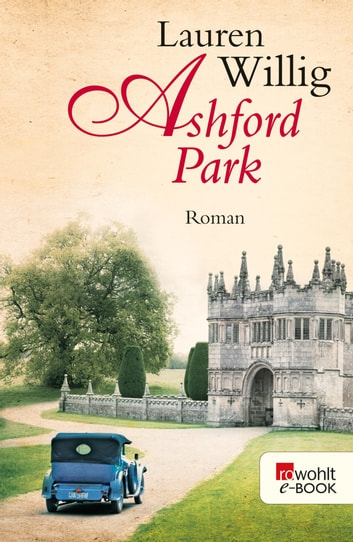 Ashford Park ebook by Lauren Willig