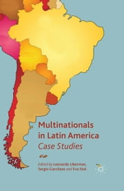 Multinationals in Latin America - Case Studies ebook by