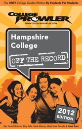 Hampshire College 2012 ebook by Tal Schechter