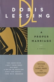 A Proper Marriage ebook by Doris Lessing