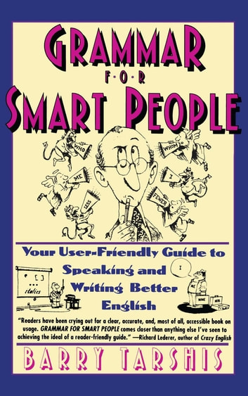 Grammar for Smart People ebook by Barry Tarshis
