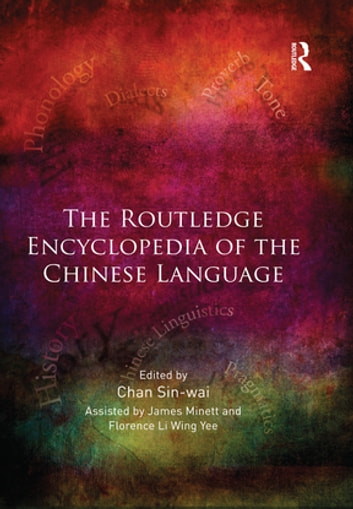The Routledge Linguistics Encyclopedia