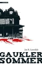 Gauklersommer ebook by Joe R. Lansdale, Richard Betzenbichler
