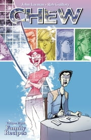 Chew Vol. 8 ebook by John Layman,Rob Guillory