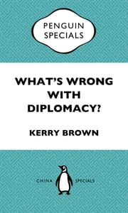 What's Wrong with Diplomacy - China Penguin Special ebook by Kerry Brown