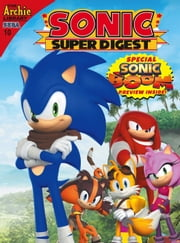 Sonic Super Digest #10 ebook by Sonic Scribes