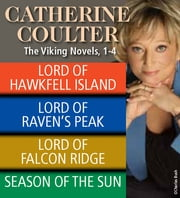 Catherine Coulter: The Viking Novels 1-4 ebook by Catherine Coulter