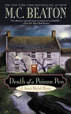 Death of a Poison Pen ebook by M. C. Beaton