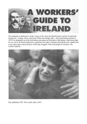 A Workers' Guide to Ireland ebook by Sean Matgamna
