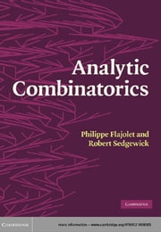 Analytic Combinatorics ebook by Philippe Flajolet,Robert Sedgewick