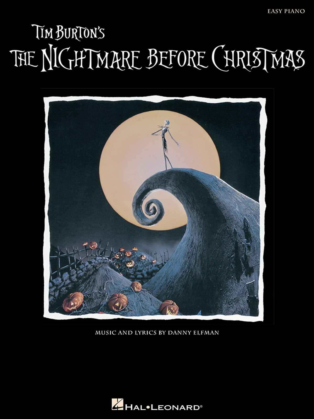 The Nightmare Before Christmas Songbook eBook by Danny Elfman ...