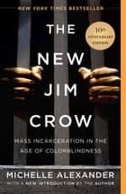 The New Jim Crow - Mass Incarceration in the Age of Colorblindness ebook by