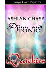 Djinn and Tonic ebook by Ashlyn Chase