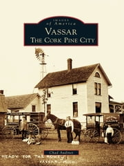 Vassar - The Cork Pine City ebook by Chad Audinet