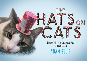 Tiny Hats on Cats eBook by Adam Ellis