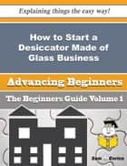 How to Start a Desiccator Made of Glass Business (Beginners Guide) ebook by Manie Andre